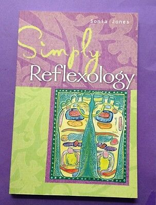 SIMPLY REFLEXOLOGY- 9781402754555-Sonia JONES