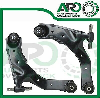 KIA Cerato LD 2004-2008 Front Lower Left & Right Control Arms with Ball Joints