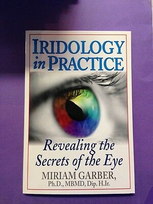 Iridology In Practice-By Miriam Garber-978591203605