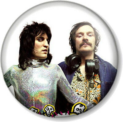 """The Mighty Boosh Duo 1"""" 25mm Pin Button Badge Noel Fielding Comedy TV Show (1)"""