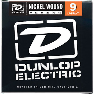 Dunlop Electric Guitar Strings Light (9 - 42) - Brand New!