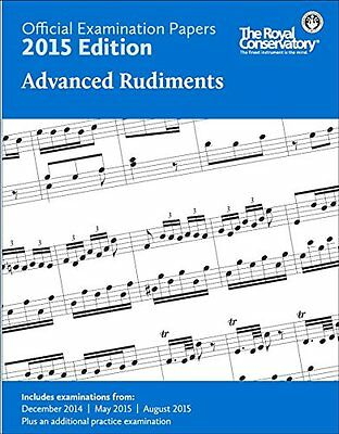 2015 RCM Exam Papers Advanced Rudiments