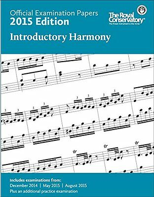 2015 RCM Exam Papers Introductory Harmony