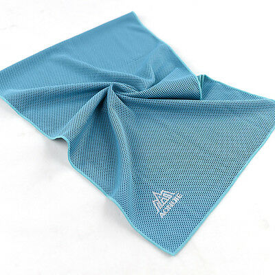 Cool Ice Cold Cooling Towel Cycling Running Jogging Gym Golf Sport Quick Drying