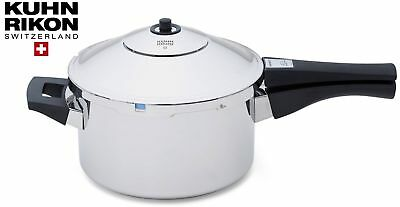 Kuhn Rikon Duromatic Stainless Steel Pressure Cooker 3,5 Litre New