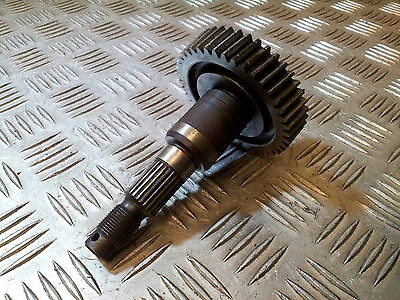 Piaggio 125 Gear box drive shaft