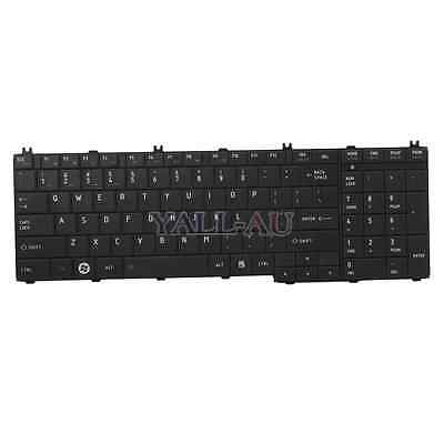 Laptop Keyboard for Toshiba Satelite C650 C660 L650 L750 L770 Black US Layout