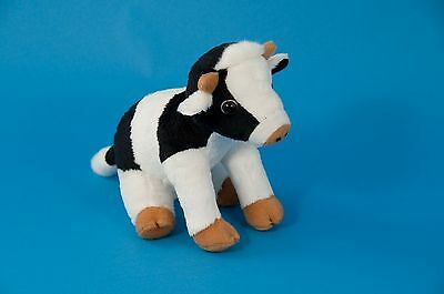 Cow Soft Toy 25cm (Dowman) - Brand new with tag
