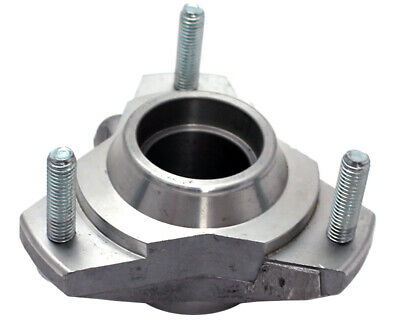 Front Hub for Split Rims in Silver Go Kart Karting Race Racing