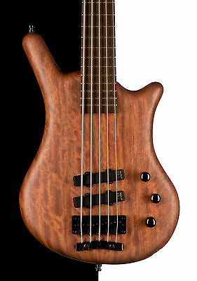 Warwick Thumb Bolt On 5 String Electric Bass Custom Shop Mec