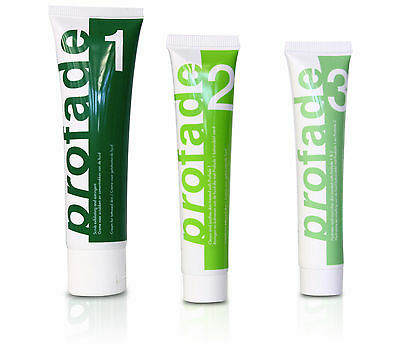 Profade Tattoo Removal Cream 1 Month. 3 Part System Make Your Tattoo Disappear