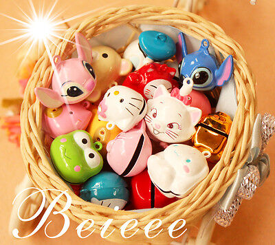 Cute Cartoon Pet Puppy Cat Collar Clothes Animal Bell Small Tinkle Jingle New