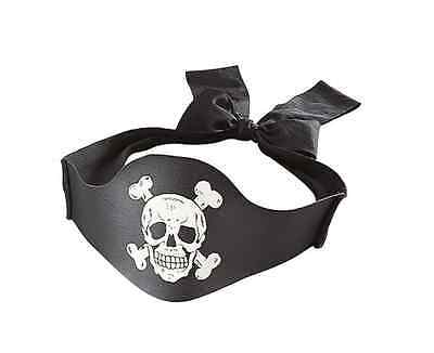 Pirate Belt with Skull Crossbone Halloween Costume Accessory 65030