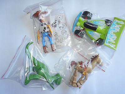 Mc Donald's Happy Meal - Toy Story  Completa - 2000