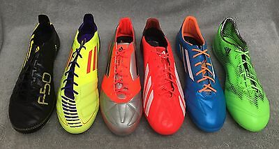 super popular d6dae cffa2 Adidas F50 Adizero Leather sz 11 FREE GIFT (ref  X 15.1 Messi Ace Predator