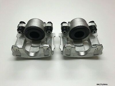 2 X Front Brake Calipers Right & Left  5252984 5252985 Jeep Wrangler YJ&TJ 90-06