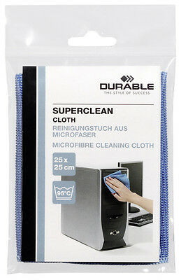 Durable SUPERCLEAN CLOTH Reinigungstuch Mikrofasertuch NEU&OVP