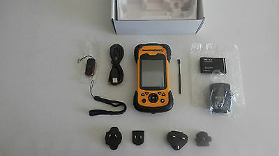 Surplus NEW Hemisphere GPS XF1 Data Collector Bluetooth WiFi GPS Camera 3G WAN
