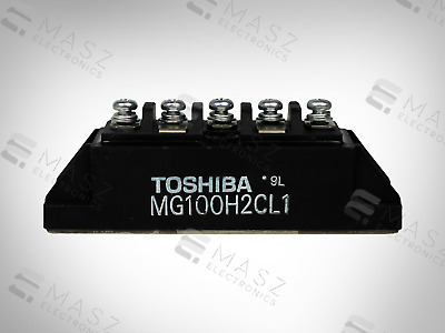 New Mg100H2Cl1 Darlington  Gtr Toshibai Module Original