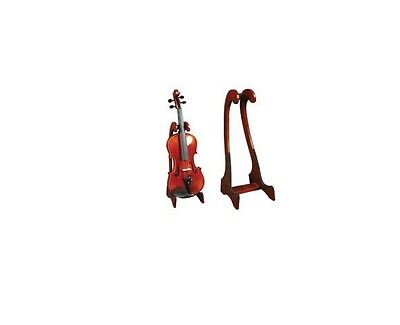 Wood Collapsible Violin Stand
