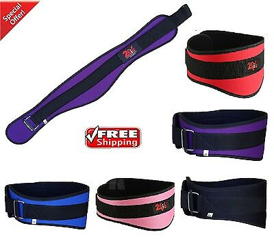 2Fit Weight Lifting Belt Lumbar Support,Gym Training,Back Pain Relief,Exercise