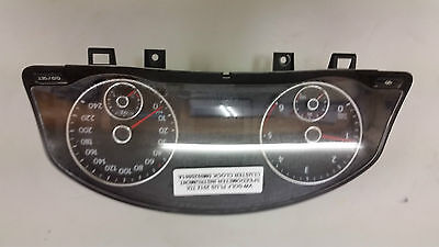 Vw Golf Plus 2012 Tdi Speedometer Instrument Cluster Clock 5M0920861A