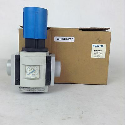 Festo MS6-LR-AGE-D7-WB New Factory Packing 527663