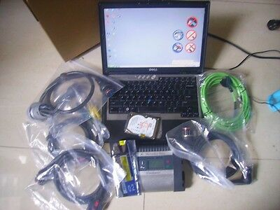 Top Quality MB SD connect C4 + the  Xentry(09/2016) HDD+vediomo +laptop D630