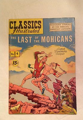 The Last of the Mohicans #4