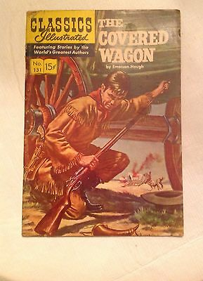 The Covered Wagon #131 1956