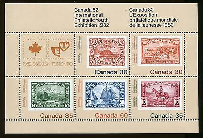 CANADA SOUVENIR SHEET WHOLESALE LOT - #913a MNH ** 20 Sheets ** - O30