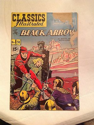 The Black Arrow #31 1946