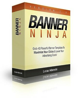 40 Banner Templates on 1 CD