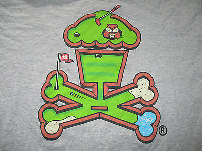 "JOHNNY - CUPCAKES ""CADDYSHACK Golf"" Brand BAKED - BOSTON, MA (XL) T-Shirt"