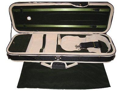 C-385 Full-size 4/4 Quality Violin Case, Light & Strong