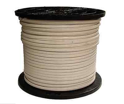 1000-Ft Roll 14-2 AWG NMB Gauge Indoor Electrical Copper Wire Ground Romex Cable