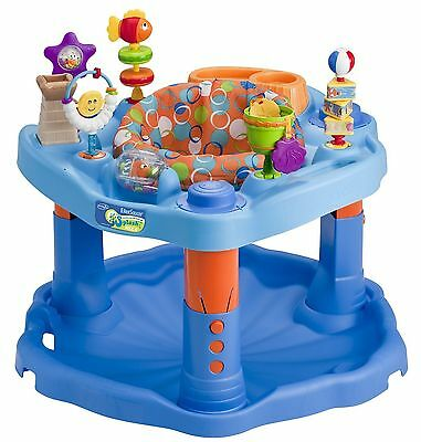 Evenflo Baby Activity Center Exersaucer Jumping Interactive Toy Infant New
