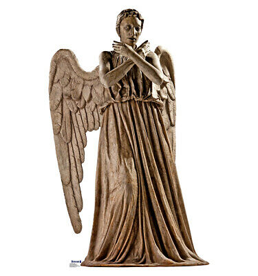 Weeping Angel Doctor Who Life Size Cardboard Cutout Standup
