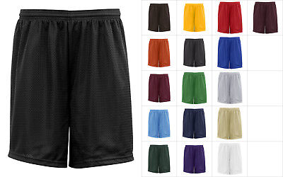Badger 7209 Mens 9'' Inseam Pro Mesh Gym Shorts Athletic Basketball Short S-5XL