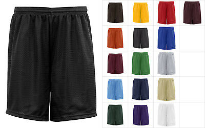 Badger 2207 Youth 6'' Inseam Pro Mesh Gym Shorts Girls Boys Basketball Short