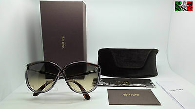 TOM FORD TF327 ABBEY colore 56B occhiale da sole da donna TOP ICON ST44282