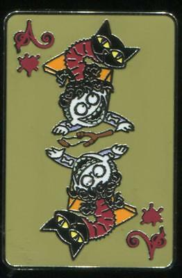 Nightmare Before Christmas Playing Card Mystery - Barrel Disney Pin 110368