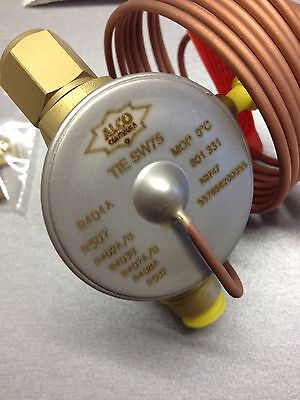Alco Tie-Sw 75 Expansion Valve, (Tev) Flare Connections, R404A, Mop, Freezers