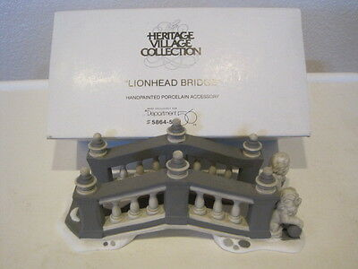 Dept 56 - Dickens Lot 3: Bridges