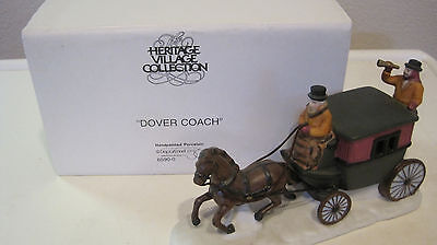 Dept 56 - Dickens Lot 2: Dover Coach + Postern Gate