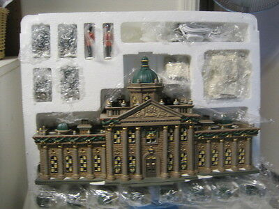 Dept 56 - Dickens Ramsford Place - Set Of 17