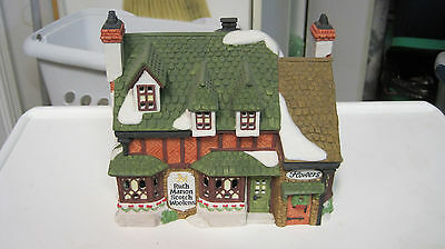 Dept 56 - Dickens Ruth Marion Scotch Woolens
