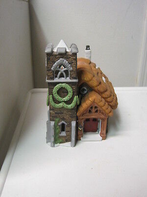 Dept 56 - Dickens Lot 2: Ivy Glen Church - Dickens' Village Sign