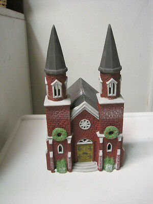 Dept 56 - Dickens Lot 2: Brick Abbey + Gate House
