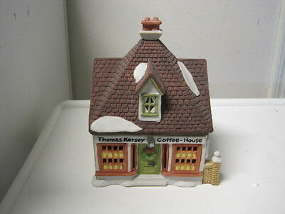 Dept 56 - Dickens Lot 5: Dickens' Lane Shops W/accessories